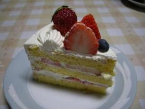 半田市 ミモザさんのケーキ3