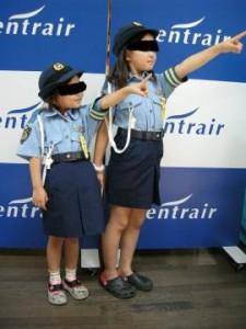 なりきり警察官