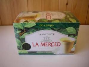 アルゼンチンのお茶