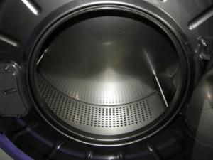 ドラムの除菌消毒