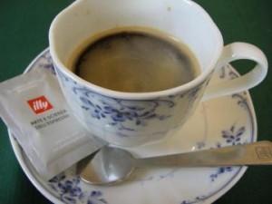 ドリップ風泡だちコーヒー