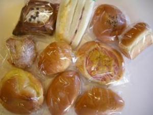 マナブーノさんのパン 1袋1,000円
