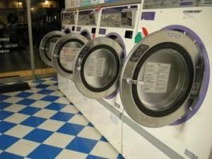 """""""除菌消毒""""後は洗濯機のドアを全開に2"""