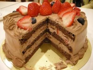 パティスリー・ラ・ミモザ ケーキ2