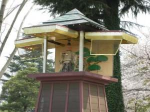 岡崎公園 からくり時計