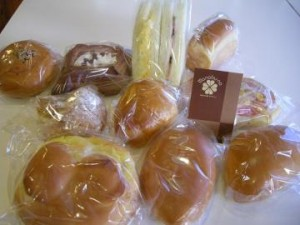マナブーノさんのパン
