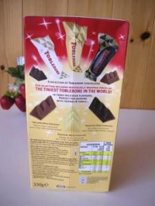 スイスのチョコレート 『TOBLERONE』_2