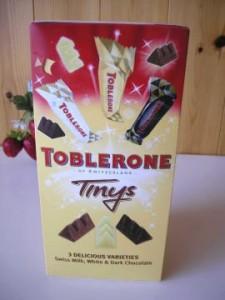 スイスのチョコレート 『TOBLERONE』