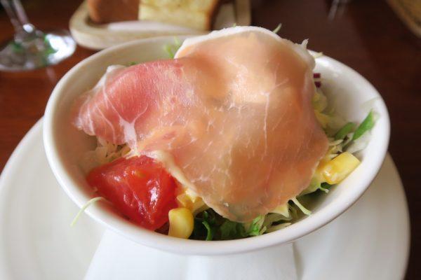 半田 イタリアンキッチンBALMA ランチ サラダ