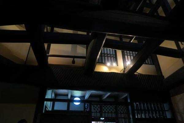 小栗家住宅の内部