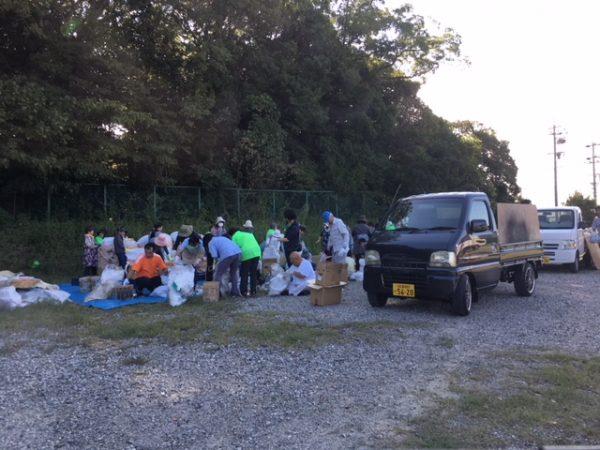 西成岩区の資源回収日_2