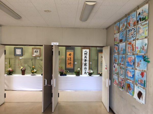 第41回 西成岩区民展 メイン会場の作品2