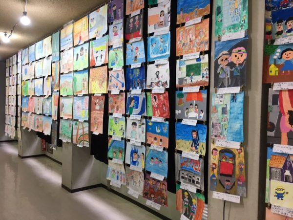 第41回 西成岩区民展 メイン会場の作品4