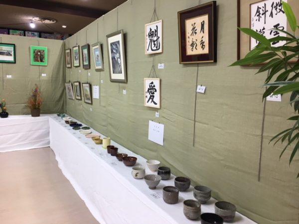 第41回 西成岩区民展 メイン会場の作品6