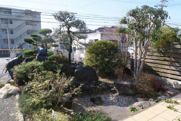 豊環境開発 お庭の剪定3