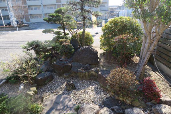 豊環境開発 お庭の剪定4