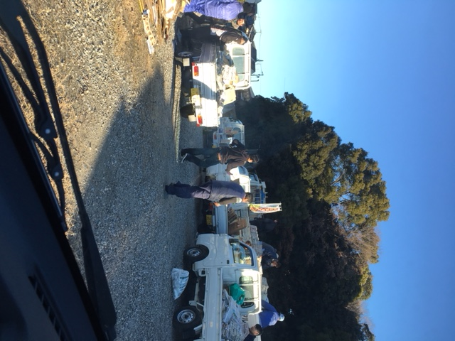 西成岩区 資源回収日1