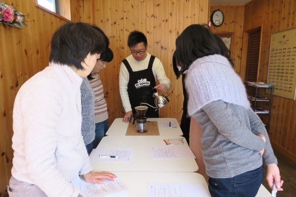 知って得するゼミナール コーヒー教室3