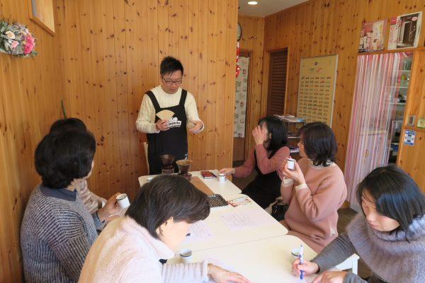 知って得するゼミナール コーヒー教室2