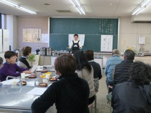 阿久比 「第2回くらしの講座」(珈琲教室)2