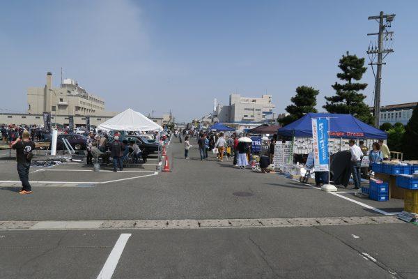 愛知ワールドクラシックカーフェスティバル in 常滑 風景2