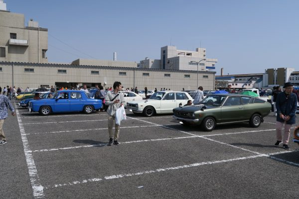愛知ワールドクラシックカーフェスティバル in 常滑 風景10