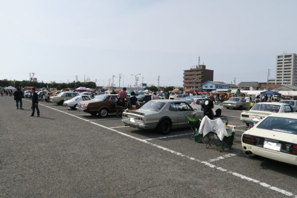 愛知ワールドクラシックカーフェスティバル in 常滑 風景14
