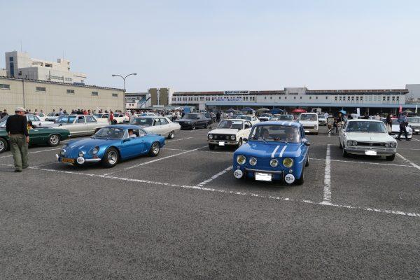 愛知ワールドクラシックカーフェスティバル in 常滑 風景16