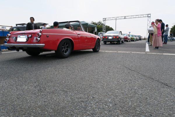 愛知ワールドクラシックカーフェスティバル in 常滑 風景18