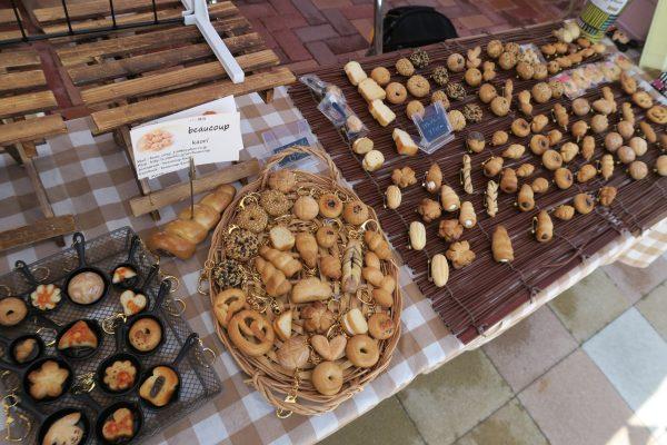 PAN MARUKE 半田deパンだ パン雑貨beaucoupさんの本物のパンで作った雑貨