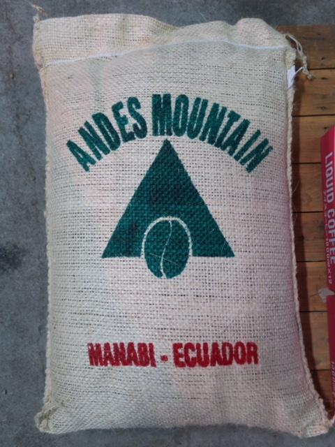 エクアドル・アンデスマウンテン