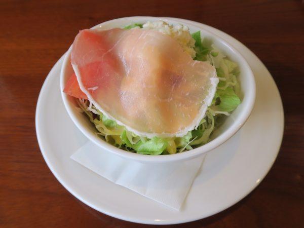 イタリアンキッチンBALMA サラダセットのサラダ