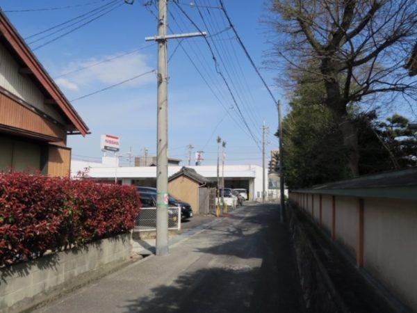 西成岩地区 春の祭礼 秋葉神社の準備4