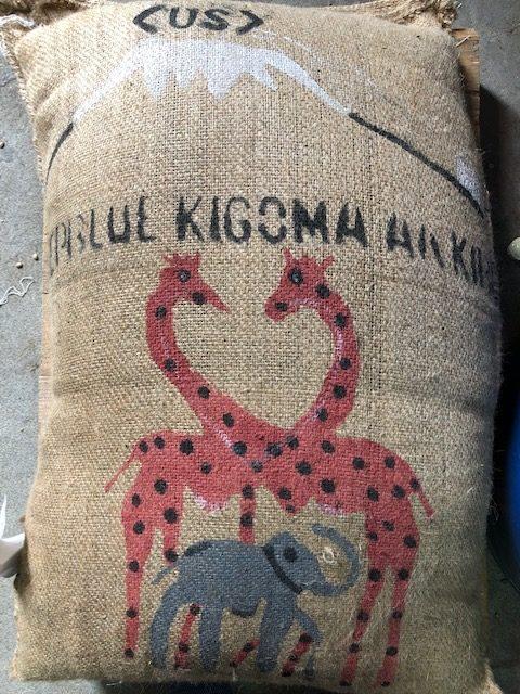 タンザニア(キリマンジャロ)ディープブルー・キゴマAAキボ1
