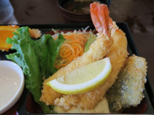 乙川 カフェテラス・タカチホ タカチホ弁当2