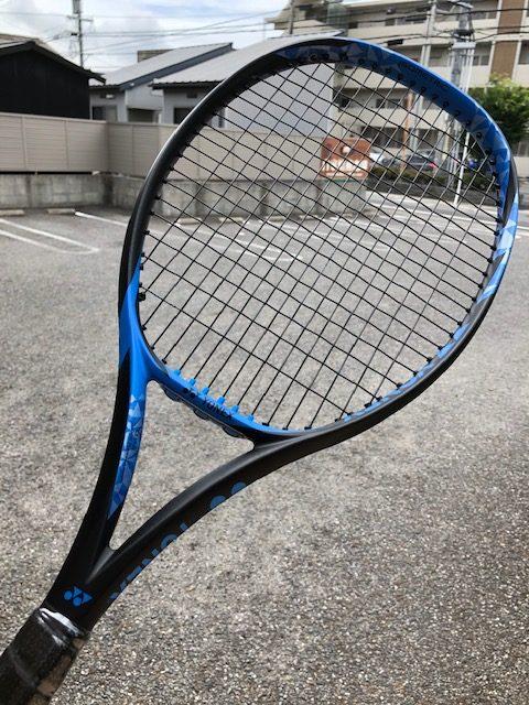 ヨネックス Eゾーン100 ブライトブルー 大阪なおみモデル