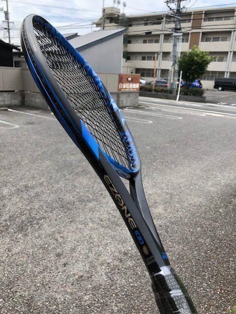 ヨネックス Eゾーン100 ブライトブルー 大阪なおみモデル_2