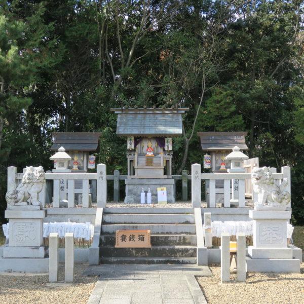 恒例の初詣 本宮山砥鹿神社2021