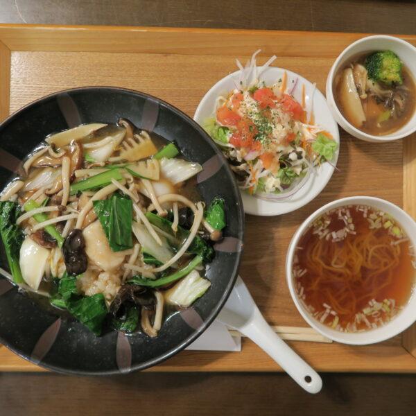 武豊 創作中華 一華 日替わり麺飯セット(中華飯)