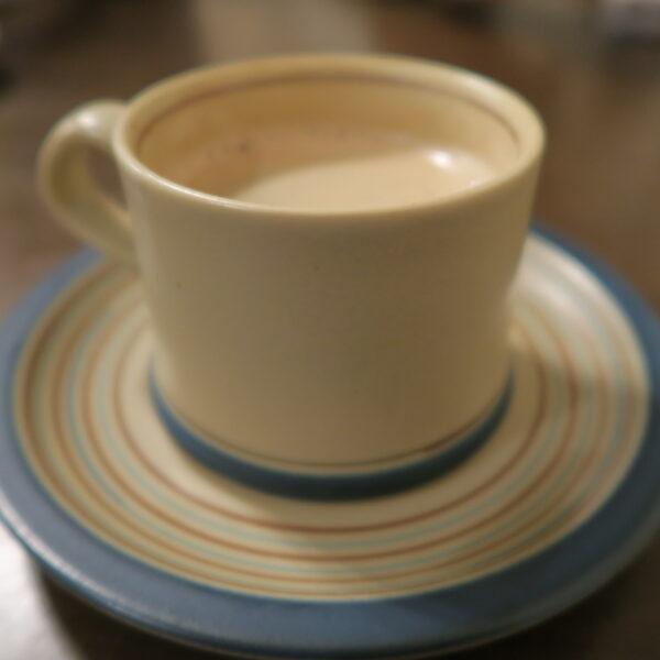 武豊 創作中華 一華 ホットコーヒー