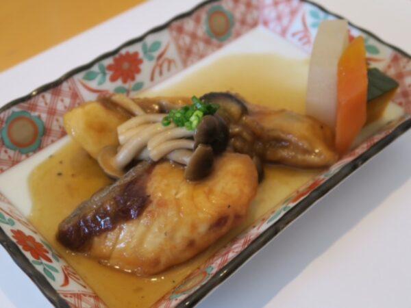 武豊町 旬の魚 喜福 浜ランチ 旬魚揚げ煮