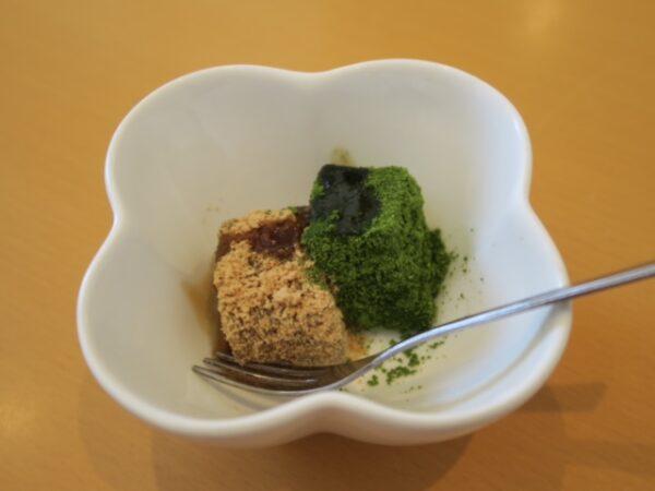 武豊町 旬の魚 喜福 浜ランチ デザート