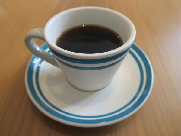 知多郡武豊町冨貴 カフェあとからね 食後のコーヒー