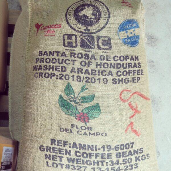 スペシャルティコーヒー豆 ホンジュラス フロールデルカンポ